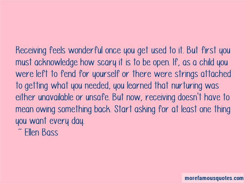 Fend For Yourself Quotes Top 10 Quotes About Fend For Yourself From