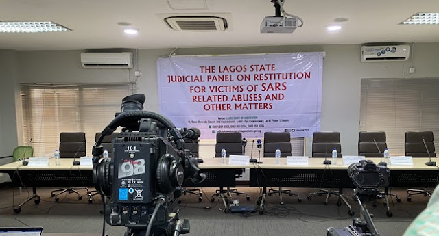Update! Lagos Judicial Panel Resumes Sitting Without #EndSARS Front Liners