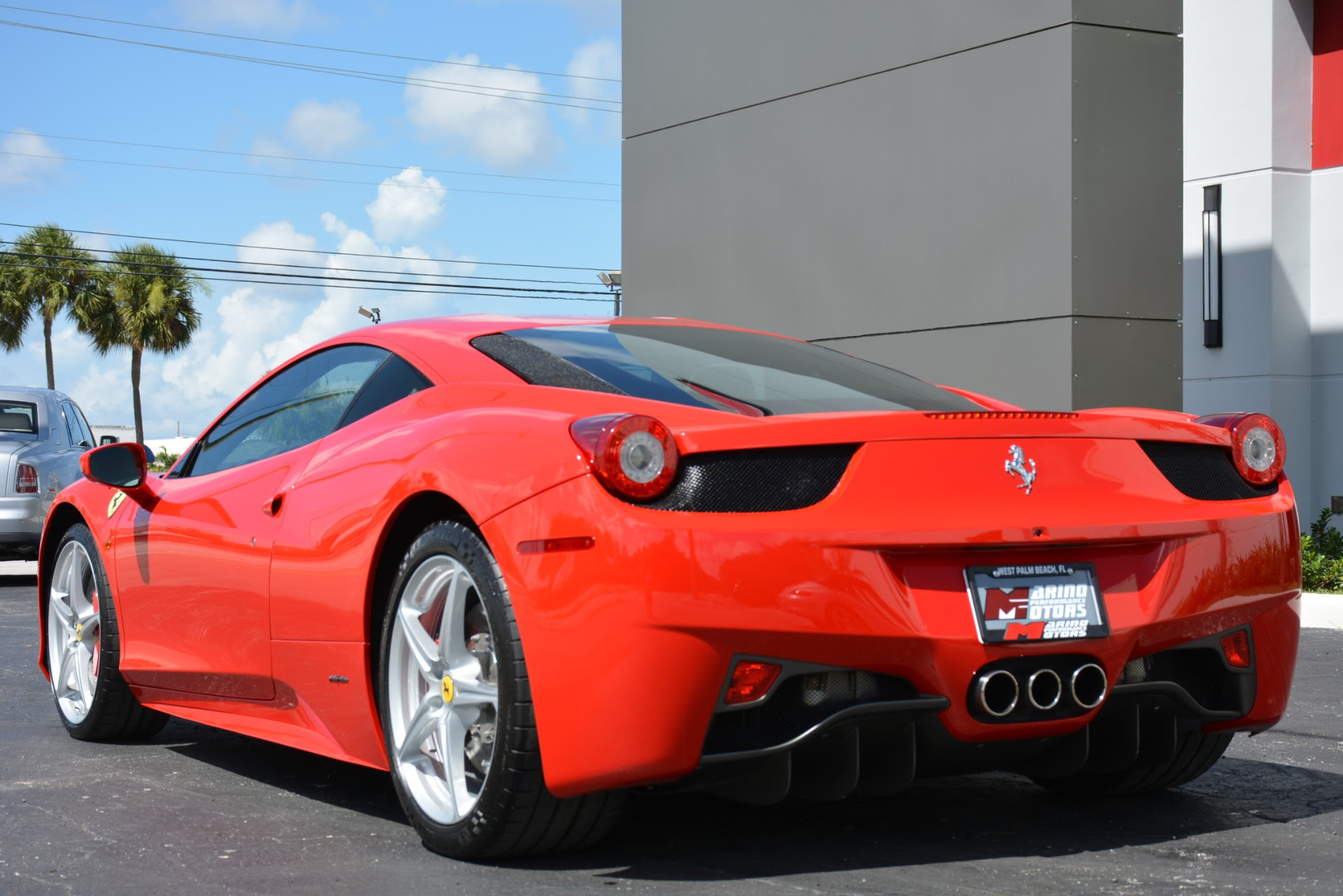 Used 2011 Ferrari 458 Italia For Sale ($182,900)   Marino Performance Motors Stock #182436