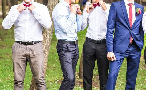 Men's Summer Wedding Attire: What Not To Wear