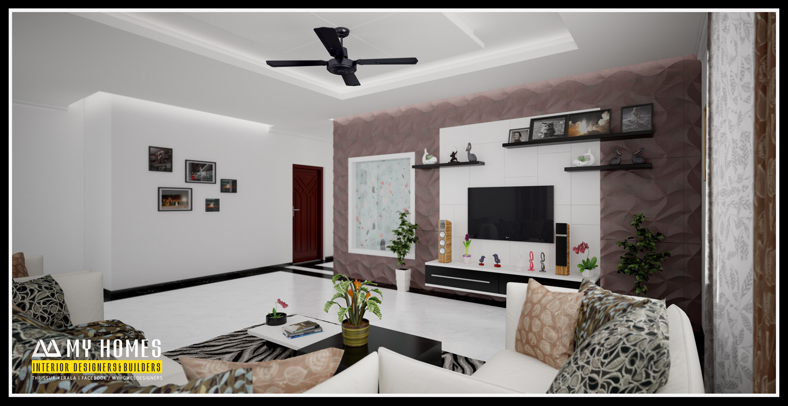 Full Size Of Living Room Wall Showcase Designs For Kerala ...