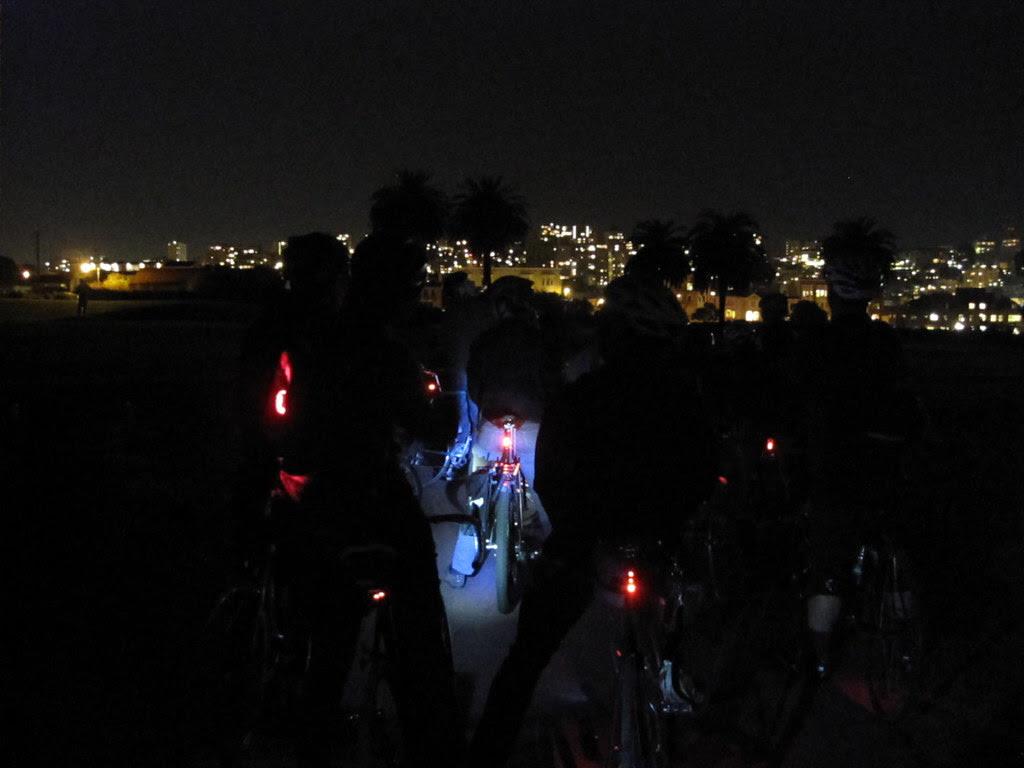 City lights et buttercups