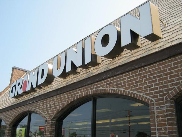 Grand Union Supermarket Rutland,VT