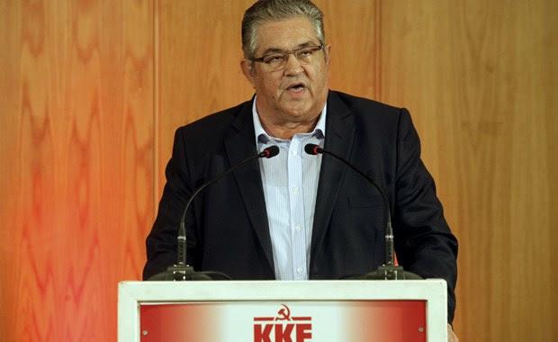 ΚΚΕ: Η επιστολή Τσακαλώτου επιβεβαιώνει ότι το εφάπαξ βοήθημα ήταν το άλλοθι για τα σκληρά μέτρα