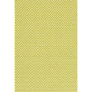 Schumacher Sch 65622 Soho Weave - Citron Fabric