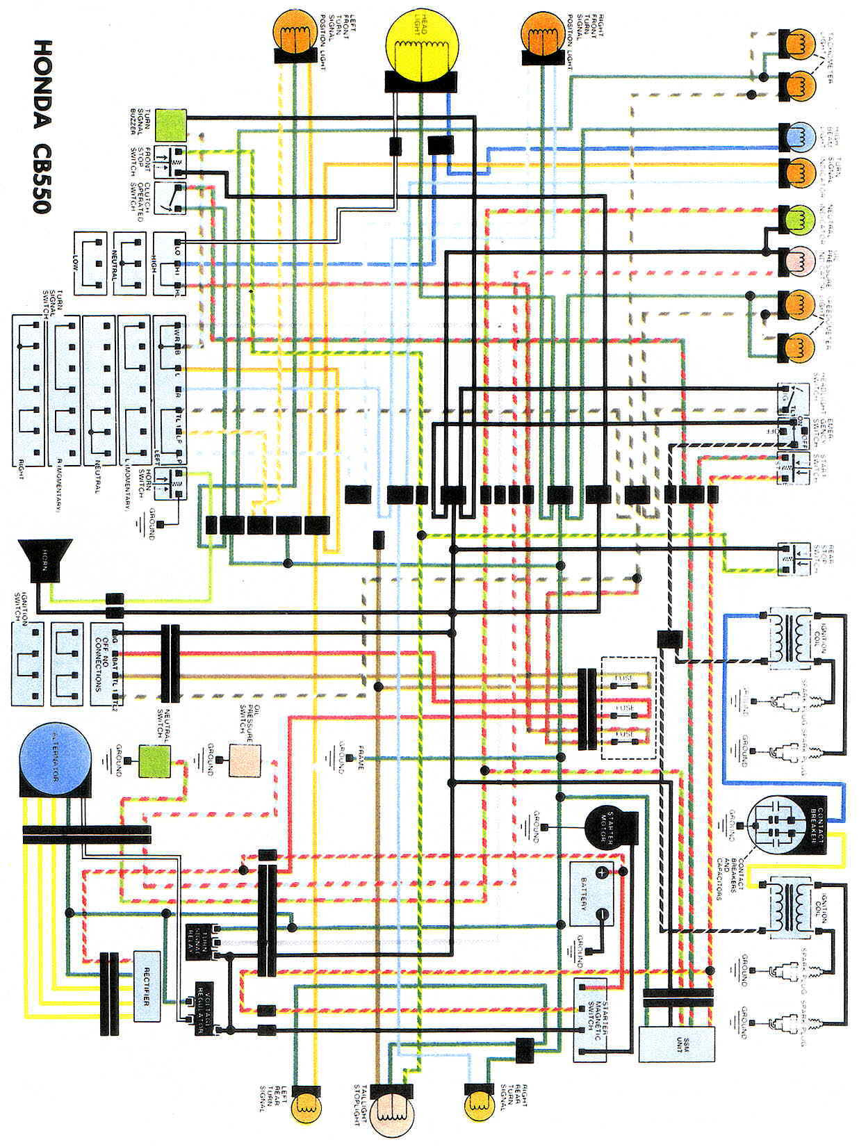 Bmw F650 Funduro Wiring Diagram - Wiring Diagram and Schematic
