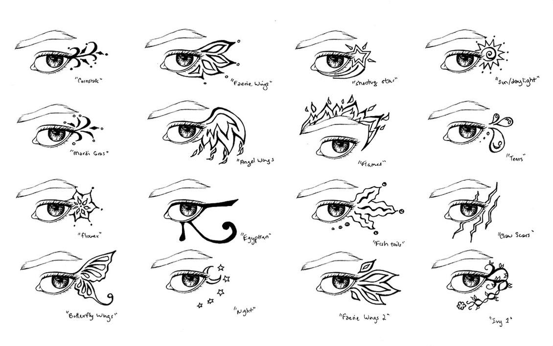 Custom Tatoo Access Evil Eye Protection Tattoo Designs