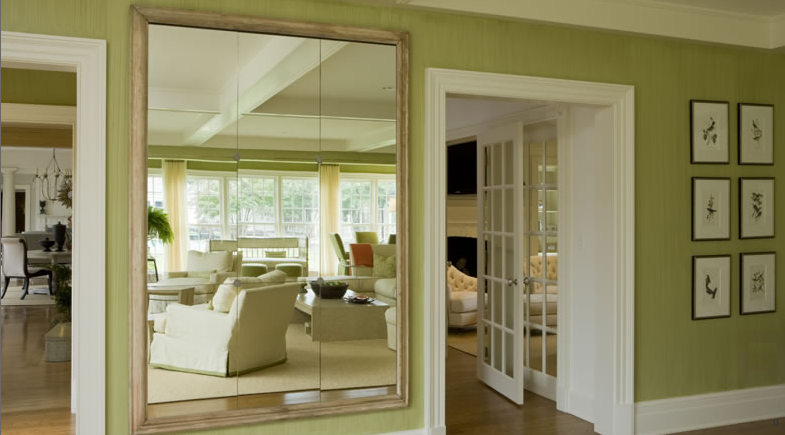 More Designer Living Rooms in Green | Simplified BeeSimplified Bee