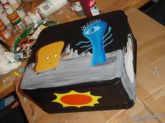 Lunchbox progress