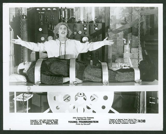 Young Frankenstein (20th Century Fox, 1974)