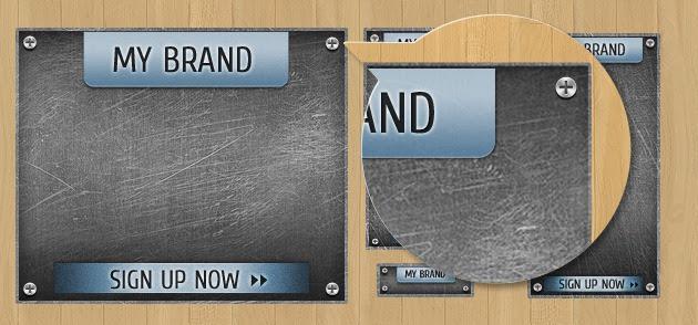 300 PSD Banner Templates