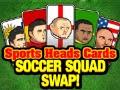 Sports Heads Cards: Montando o Time