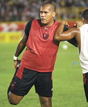 Luiz Carlos, Guarany de Sobral (Foto: Natinho Rodrigues / Agência Diário)