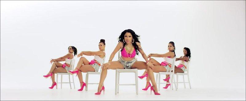 Nicki Minaj's 'Anaconda' Goes Platinum