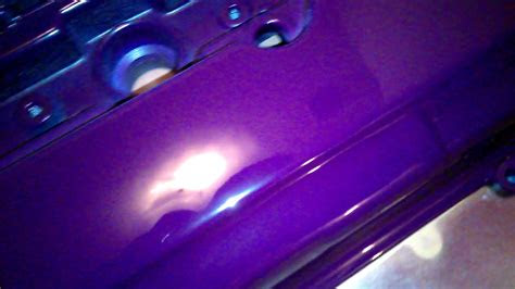 gsr valve cover spray  paint results youtube