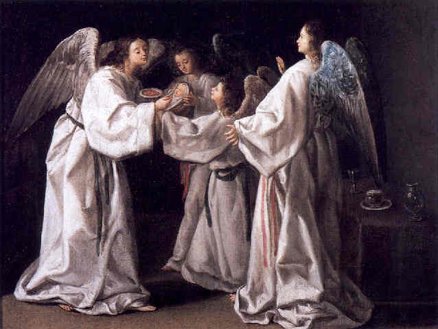File:San Ramón Nonato alimentado por los ángeles.jpeg