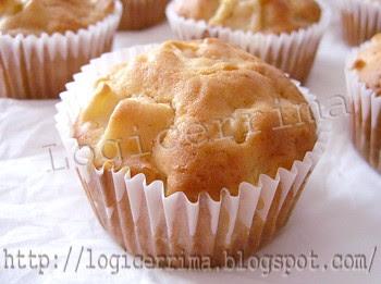 [ Muffin alle Mele senza Uova ]