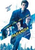Paranoia - Riskantes Spiel Filmplakat
