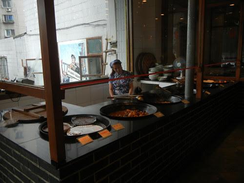 DSCN0140 _ Restaurant, Shenyang, September 2013