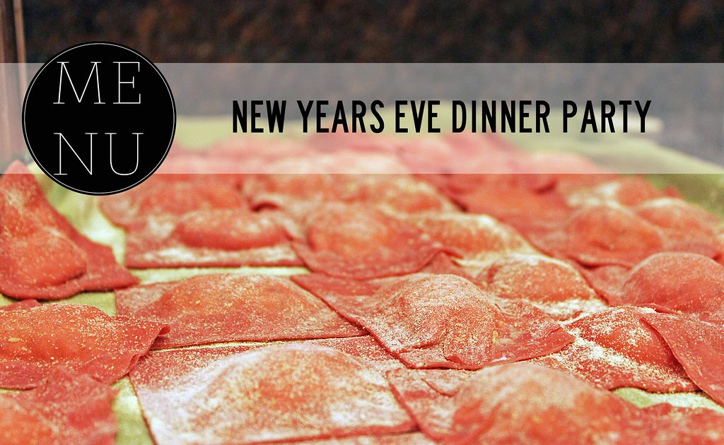 Julip made new year 39 s eve dinner party menu for What to make for new years eve dinner