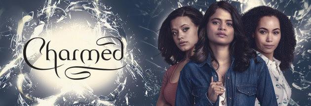 Resultado de imagem para Charmed The CW banners