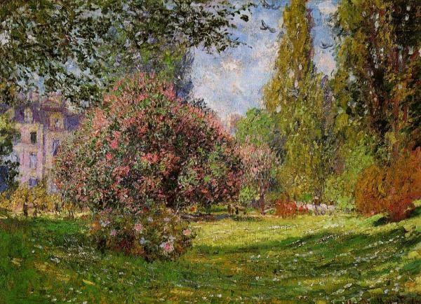 Peintre célèbre -Claude Monet