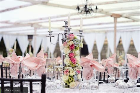BN Wedding Decor: Susan & Alex's Parisian Inspired Outdoor