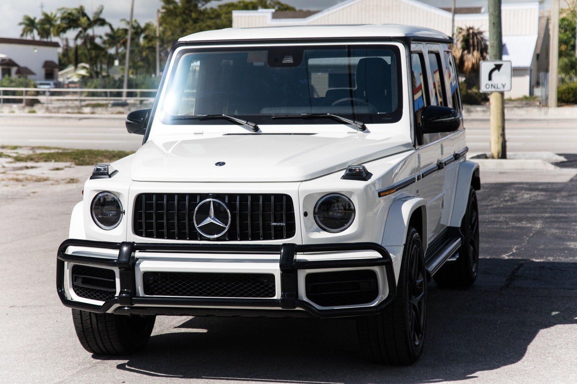 Used 2020 Mercedes-Benz G-Class AMG G 63 For Sale ...