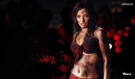 neha sharma hot navel hd wallpaper