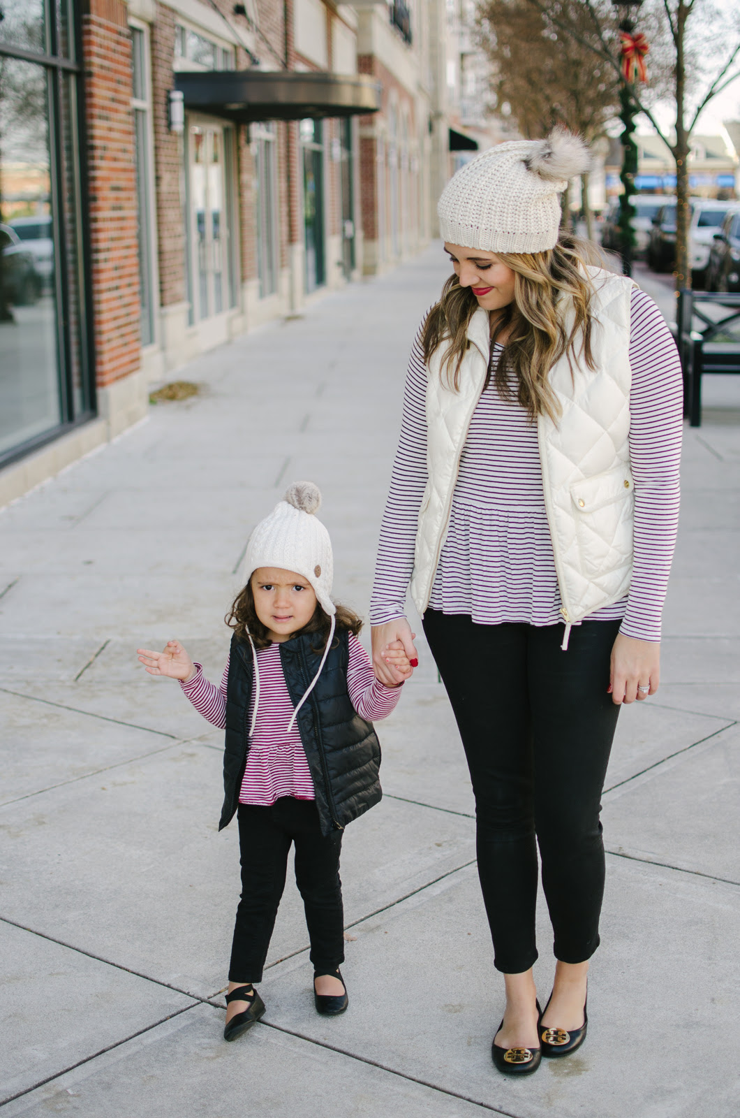 mommy and me outfits for winter lauren m