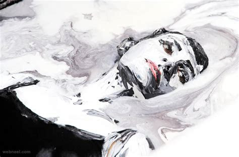25 Amazing pop out art painting by Aelxa Meade   Graphic Cloud