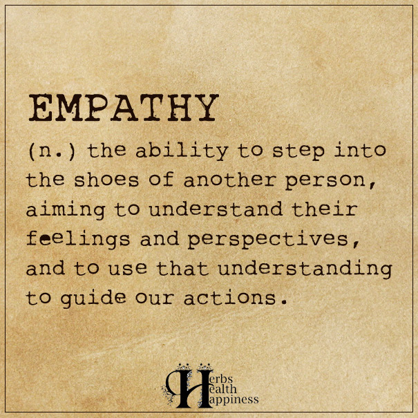 Empathy ø Eminently Quotable Quotes Funny Sayings