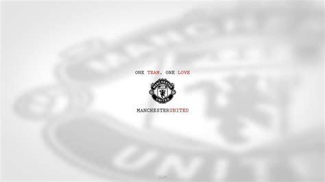 White soccer manchester united wallpaper   (24091)