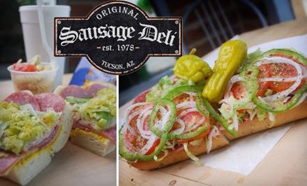 Sausage-deli