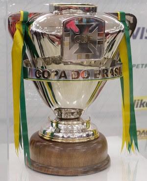 Taça Copa do Brasil (Foto: Reprodução)