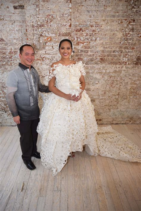 The 2017 Toilet Paper Wedding Dress Contest