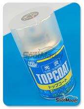 Spray Gunze Sangyo - Mr Top Coat Gloss - Barniz brillante - 86ml