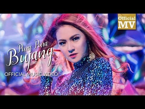 LIRIK LAGU BABY SHIMA    PURA-PURA BUJANG Official Music Video