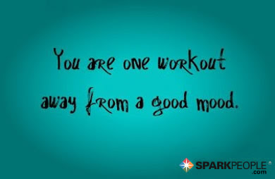 You Are One Workout Away From A Good Mood Sparkpeople