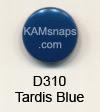 D310 Tardis Blue