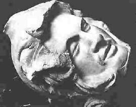 Perser (Toten-Maske) Nordischer Typ. Alexandersakrophag