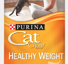 Purina Healthy Weight Cat Food