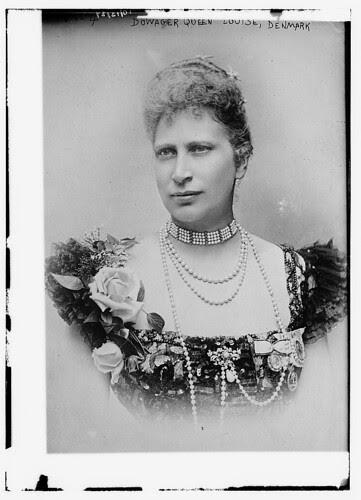 Dowager Queen Louise, Denmark (LOC)