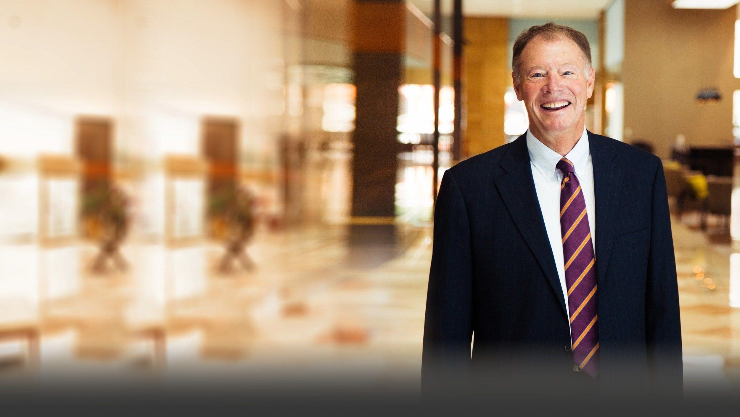 Robert F. Begert | Attorney | Burford & Ryburn, LLP | Law ...