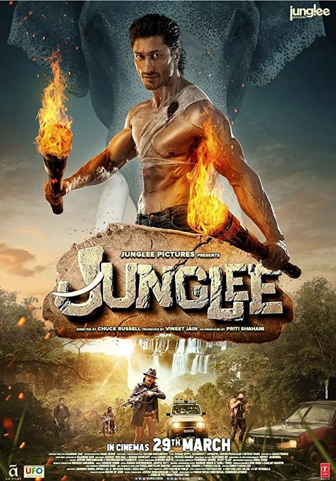 Download Mp4 : Junglee (2019) [Hindi] 3GP
