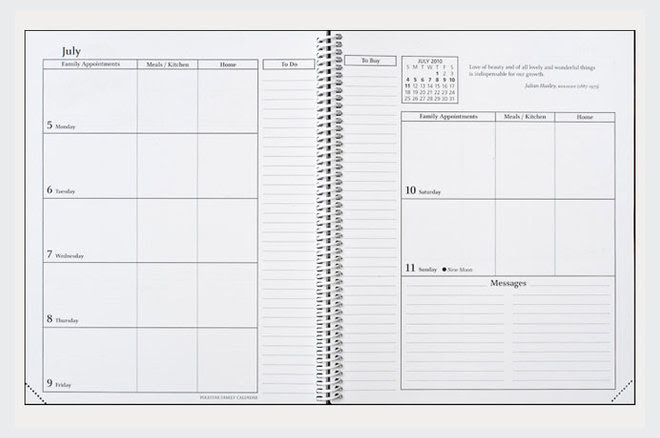 How to Choose the Perfect Planner -