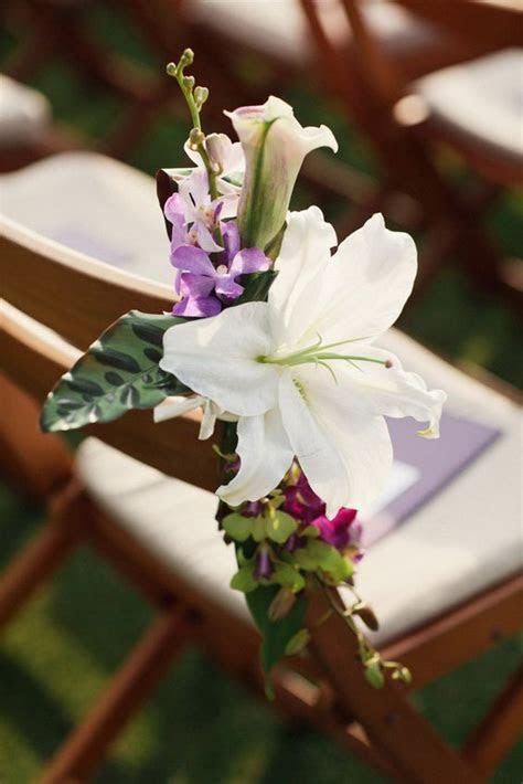 29 Tropical Wedding Aisle Décor Ideas To Try   Weddingomania