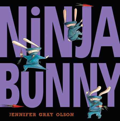 Ninja Bunny by