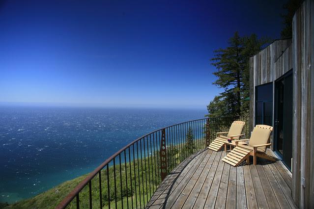 Upper Coast House deck