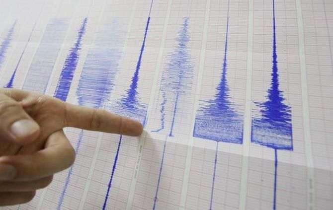Sismo de magnitude 7,9 e alerta de tsunami no Havai